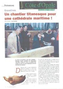 Cote d'opale Mag 2003