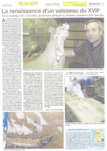 ouest france 2004